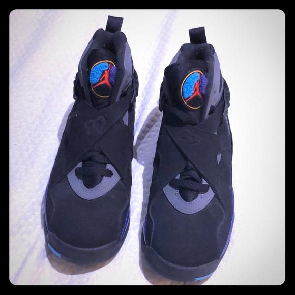 wholesale dealer 955e7 e6dcc Jordan Shoes - Air Jordan 8 Retro Aqua Kids 6.5Y women s 8